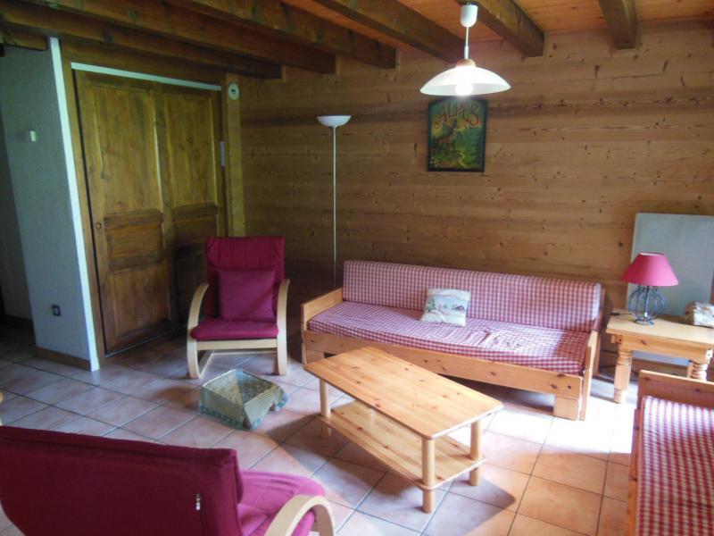 Wakacje w górach Apartament duplex 5 pokojowy 8 osób (A019CL) - Résidence les Clarines - Champagny-en-Vanoise - Ławką