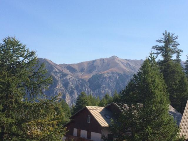Vacaciones en montaña Logement 1 pièces 4 personnes (CM412D) - Résidence les Clématites - Risoul