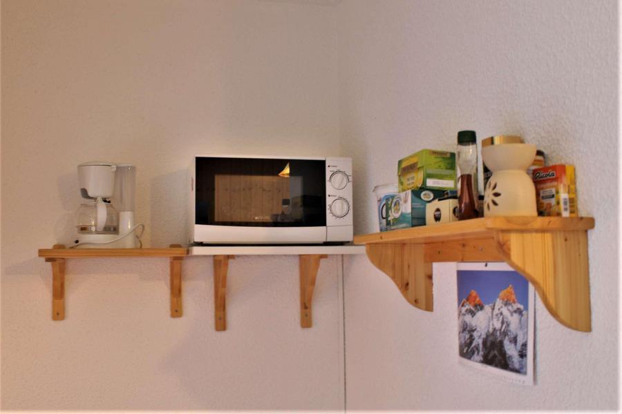 Wakacje w górach Studio z alkową 4 osoby (409C) - Résidence les Clématites C - Risoul