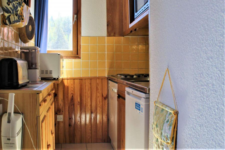 Wakacje w górach Studio kabina 4 osoby (308C) - Résidence les Clématites C - Risoul
