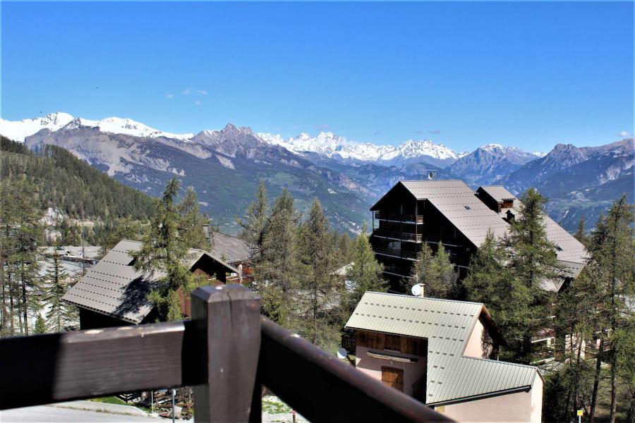 Wakacje w górach Studio kabina 4 osoby (308C) - Résidence les Clématites C - Risoul - Na zewnątrz latem