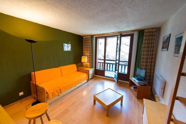 Vacaciones en montaña Estudio -espacio montaña- para 4 personas (813) - Résidence les Clématites - Risoul - Alojamiento