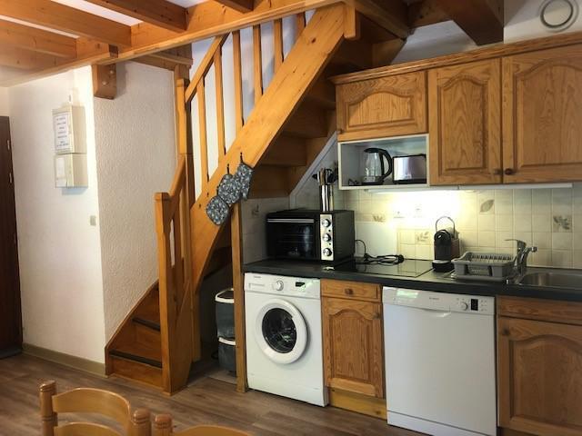 Vacances en montagne Appartement 3 pièces 4 personnes (5) - Résidence les Colombes - Brides Les Bains - Séjour
