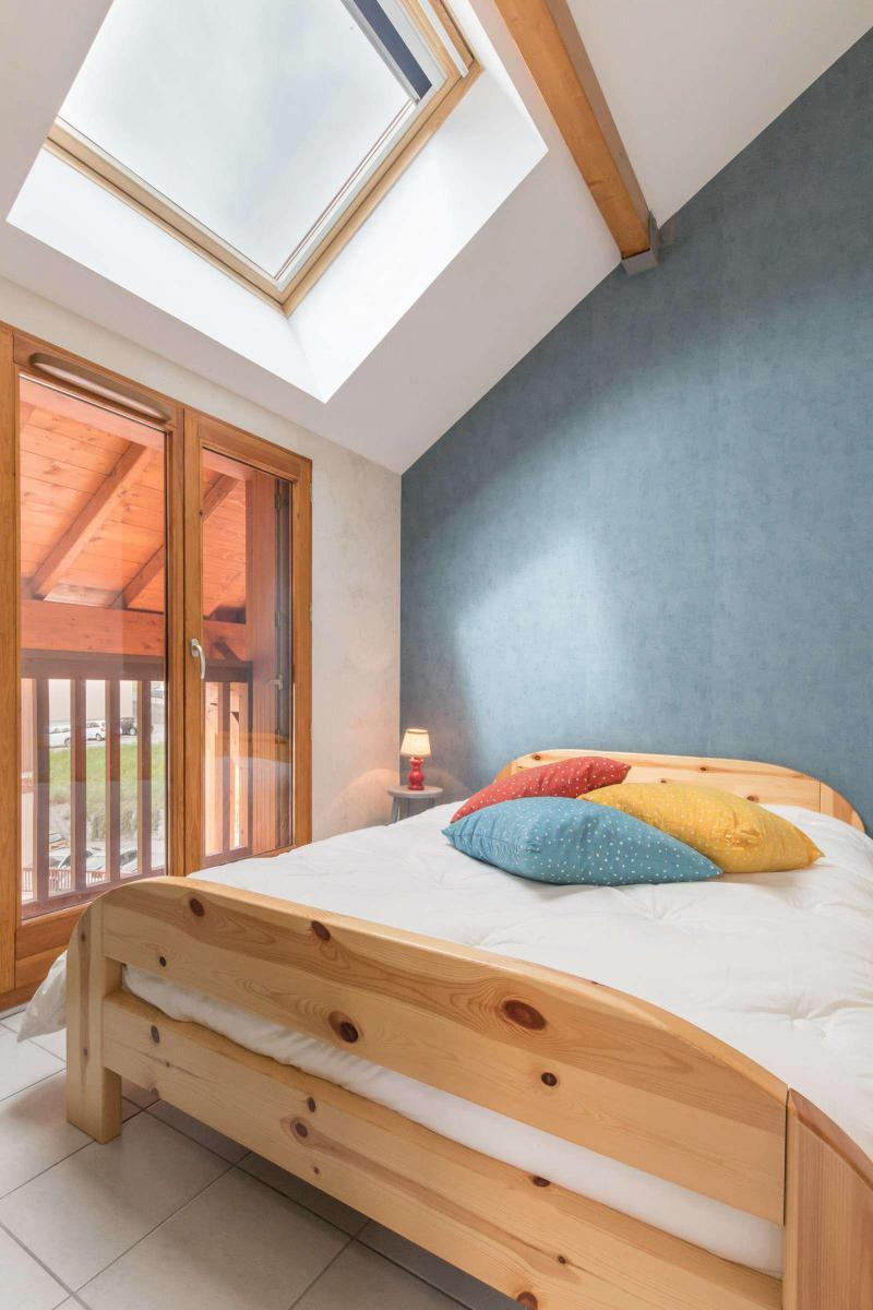 Holiday in mountain resort 2 room duplex apartment 5 people (289) - Résidence les Coralines 1B - Serre Chevalier