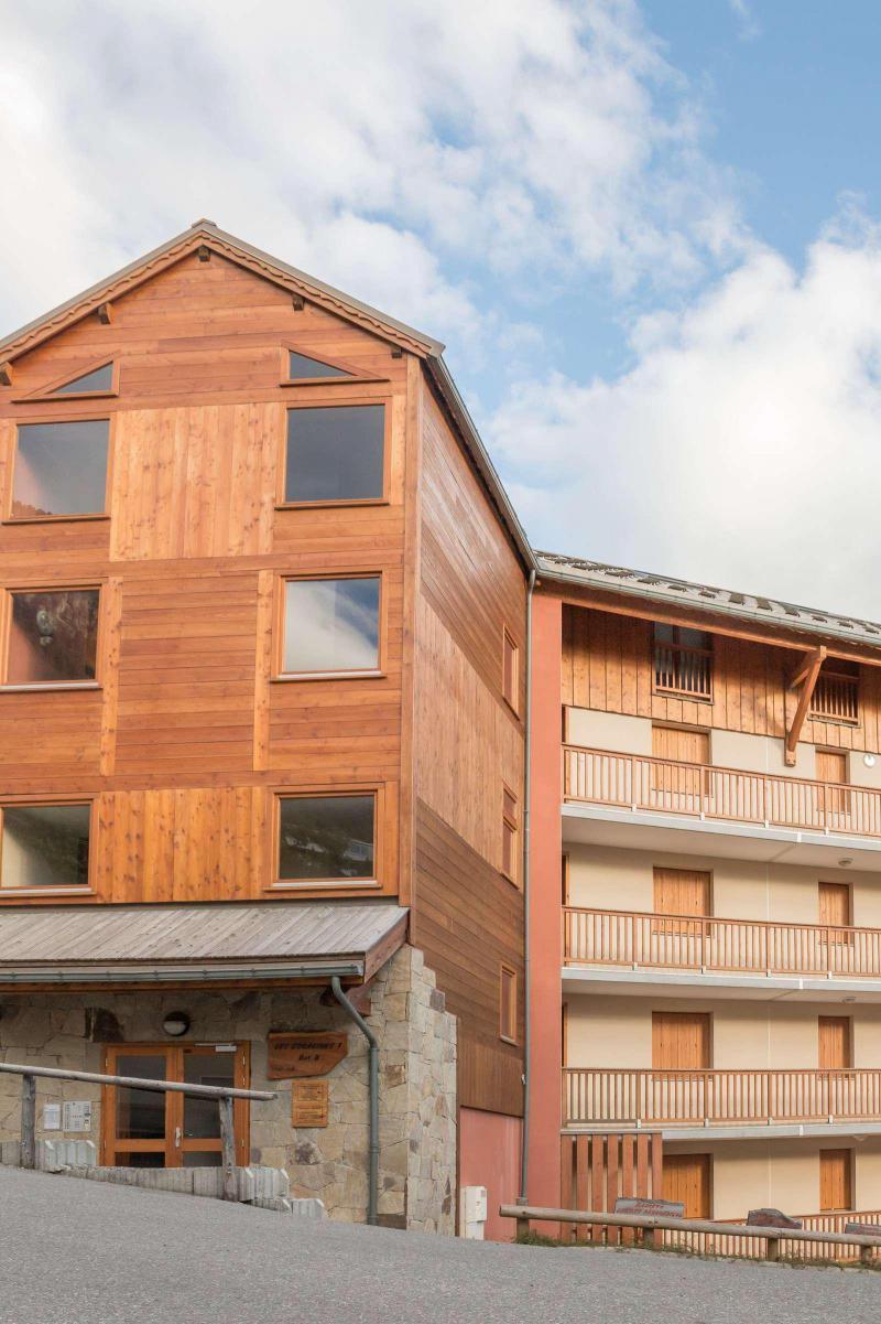 Urlaub in den Bergen 2 Zimmer Maisonettewohnung für 5 Personen (289) - Résidence les Coralines 1B - Serre Chevalier