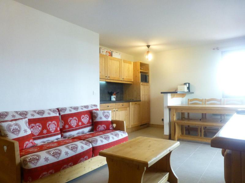 Holiday in mountain resort 2 room apartment 5 people (0111) - Résidence les Cordettes - Peisey-Vallandry