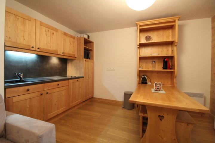 Holiday in mountain resort 2 room apartment 4 people (0101) - Résidence les Cordettes - Peisey-Vallandry