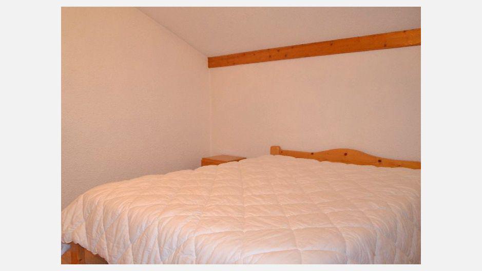 Vacances en montagne Appartement 2 pièces 4 personnes (6) - Résidence les Coronilles - Saint Martin de Belleville - Chambre