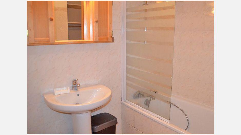 Vacances en montagne Appartement 2 pièces 4 personnes (6) - Résidence les Coronilles - Saint Martin de Belleville - Salle de bains
