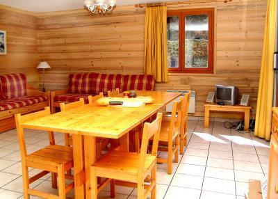 Vacances en montagne Appartement 3 pièces 6 personnes (2) - Résidence les Coronilles - Saint Martin de Belleville - Séjour