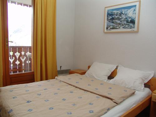 Vacances en montagne Appartement 3 pièces 6 personnes (3) - Résidence les Coronilles - Saint Martin de Belleville - Lit double
