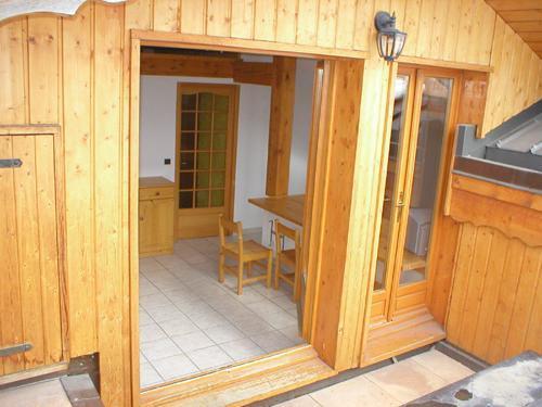 Vacances en montagne Appartement 4 pièces 8 personnes (4) - Résidence les Coronilles - Saint Martin de Belleville - Balcon