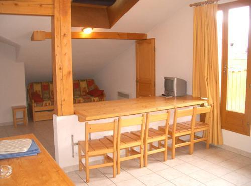 Vacances en montagne Appartement 4 pièces 8 personnes (4) - Résidence les Coronilles - Saint Martin de Belleville - Coin repas