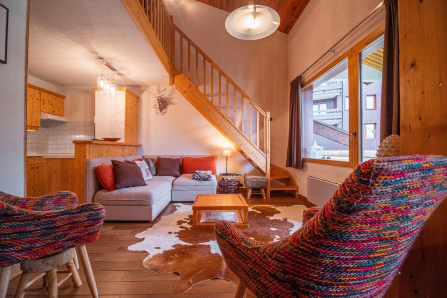 Vacaciones en montaña Apartamento dúplex 3 piezas 10 personas (040) - Résidence les Côtes - Valmorel