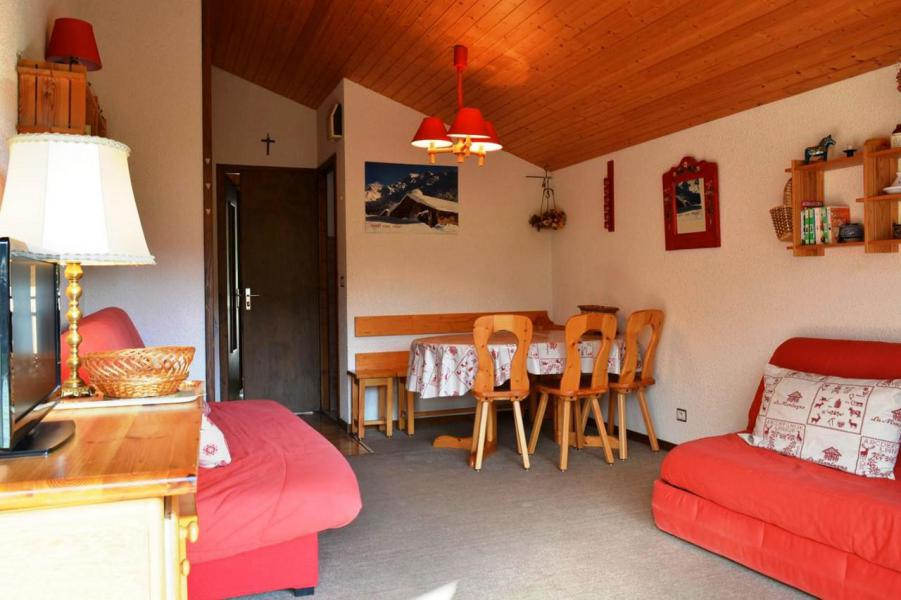 Holiday in mountain resort 1 room apartment 4 people (301) - Résidence les Cottagnes - Le Grand Bornand