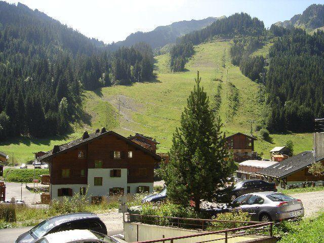 Vacaciones en montaña Apartamento 2 piezas para 5 personas (A) - Résidence les Covillets - Châtel
