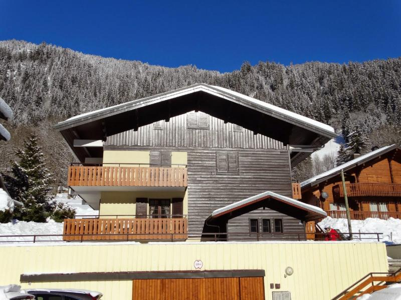 Vacaciones en montaña Estudio -espacio montaña- para 3 personas (D) - Résidence les Covillets - Châtel