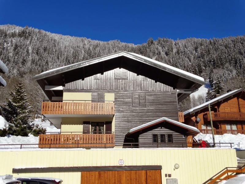 Wakacje w górach Studio z alkową 3 osoby (D) - Résidence les Covillets - Châtel