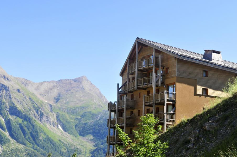 Location au ski Résidence les Cristallines - Orcières Merlette 1850 - Extérieur été