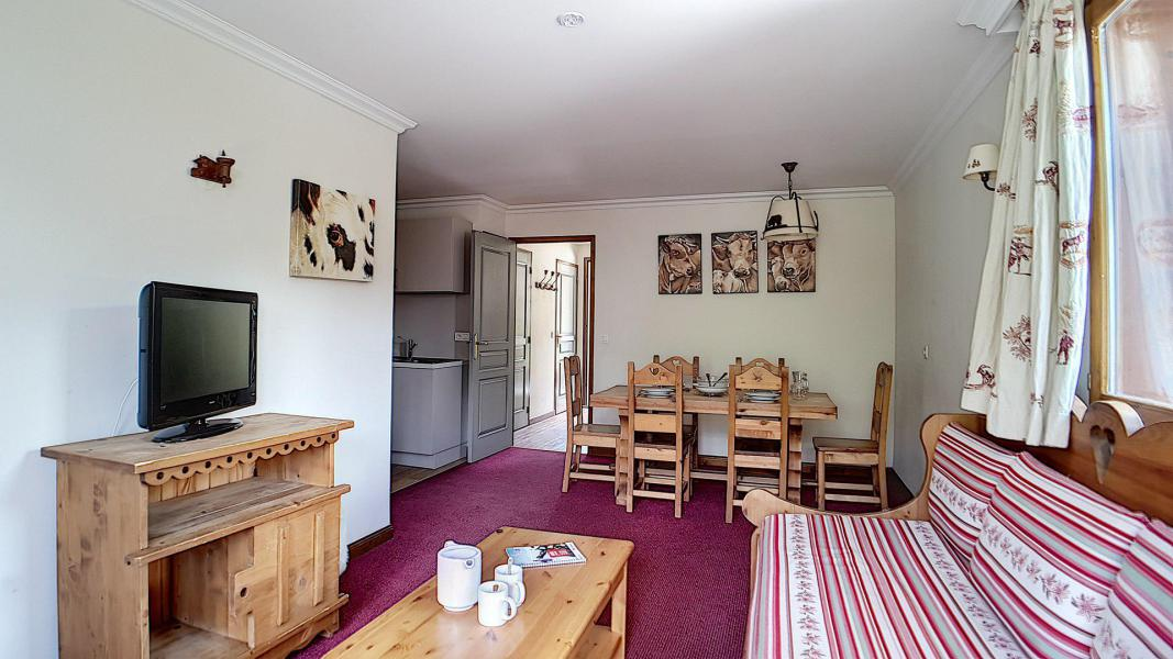 Holiday in mountain resort 3 room apartment 6 people (4) - Résidence les Cristaux - Les Menuires - Kitchenette