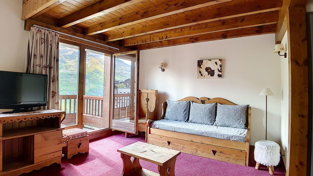 Holiday in mountain resort 5 room duplex apartment 10 people (9) - Résidence les Cristaux - Les Menuires