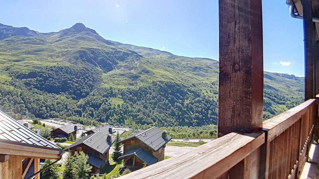 Urlaub in den Bergen 4 Zimmer Maisonettewohnung für 10 Personen (8) - Résidence les Cristaux - Les Menuires