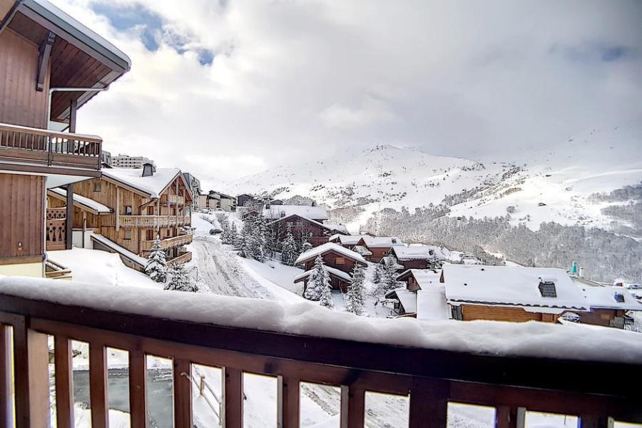 Urlaub in den Bergen 4-Zimmer-Appartment für 10 Personen (28) - Résidence les Cristaux - Les Menuires
