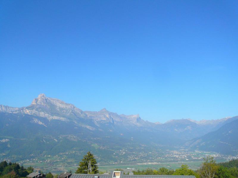 Wakacje w górach Apartament 2 pokojowy z antresolą 7 osób (51) - Résidence les Cristaux du Haut - Combloux