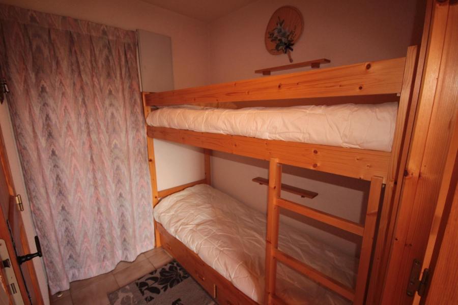 Vacaciones en montaña Estudio -espacio montaña- para 4 personas (017) - Résidence les Cyclamens - Les Saisies - Camas superpuestas