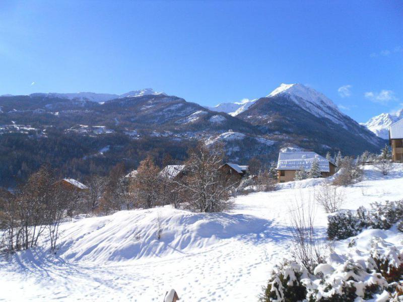 Vacances en montagne Studio 4 personnes (07A) - Résidence les Cytises - Pelvoux