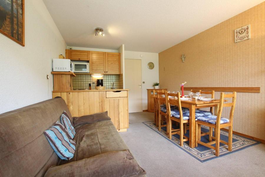 Vacances en montagne Appartement 2 pièces 6 personnes (05G) - Résidence les Cytises - Pelvoux - Séjour