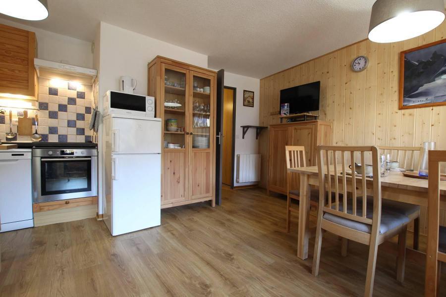 Vacances en montagne Appartement 2 pièces 6 personnes (CYT01F) - Résidence les Cytises - Pelvoux - Séjour