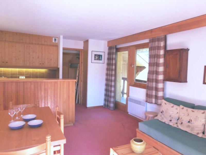 Wakacje w górach Apartament 2 pokojowy z alkową 6 osób (31R) - Résidence les Dauphinelles - Méribel - Zakwaterowanie
