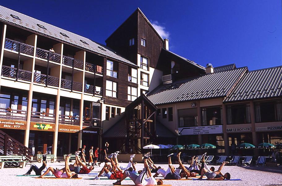 Location au ski Résidence les Dolomites - Gresse en Vercors - Extérieur été