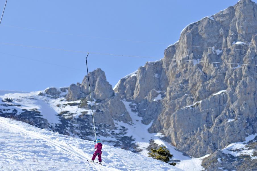 Vacances en montagne Résidence les Dolomites - Gresse en Vercors