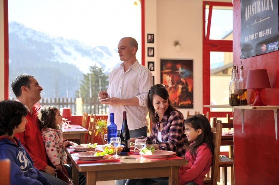 Urlaub in den Bergen Résidence les Dolomites - Gresse en Vercors - Esszimmer