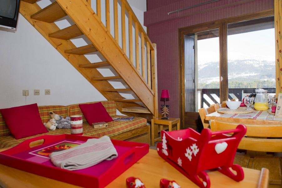 Urlaub in den Bergen Résidence les Dolomites - Gresse en Vercors - Treppen