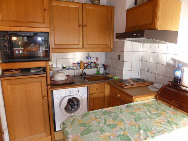Vacaciones en montaña Apartamento 2 piezas para 4 personas (738) - Résidence les Dômes - Charmoz - Saint Gervais