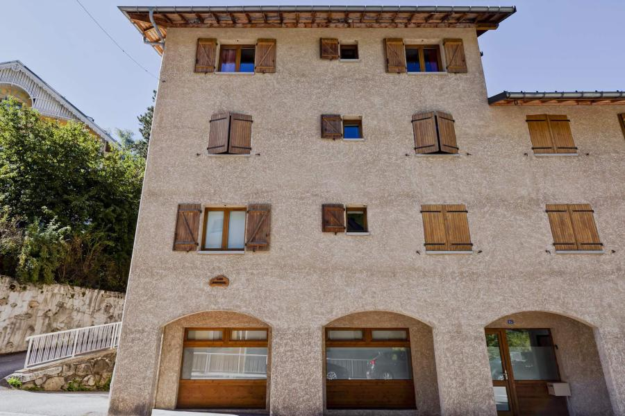 Holiday in mountain resort 4 room apartment 6 people (5) - Résidence les Dorons - Brides Les Bains - Summer outside