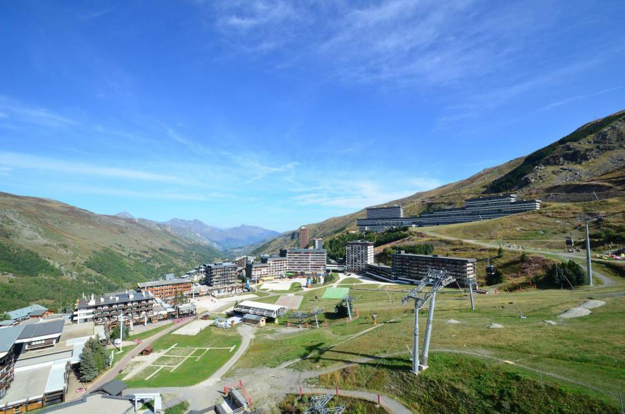 Vacances en montagne Appartement 2 pièces 5 personnes (1205) - Résidence les Dorons - Les Menuires