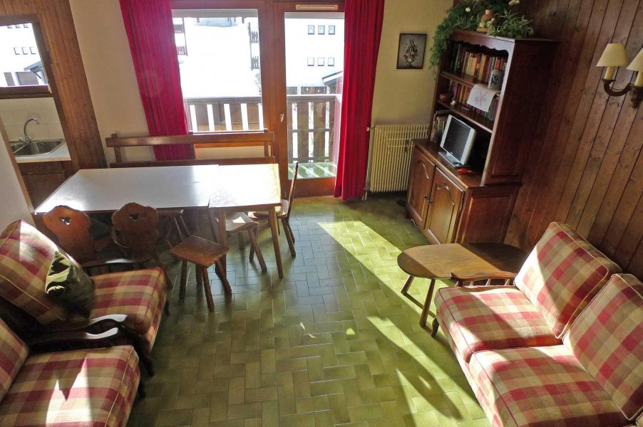 Vacaciones en montaña Apartamento dúplex 4 piezas 8 personas (4P01) - Résidence les Drugères - Samoëns - Alojamiento