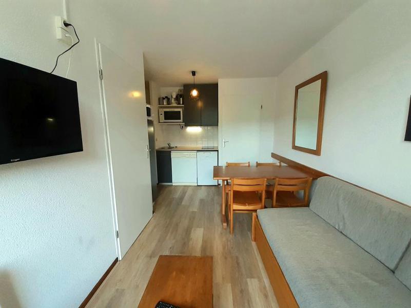 Vacances en montagne Appartement 2 pièces 5 personnes (119) - Résidence les Drus - La Plagne - Banquette
