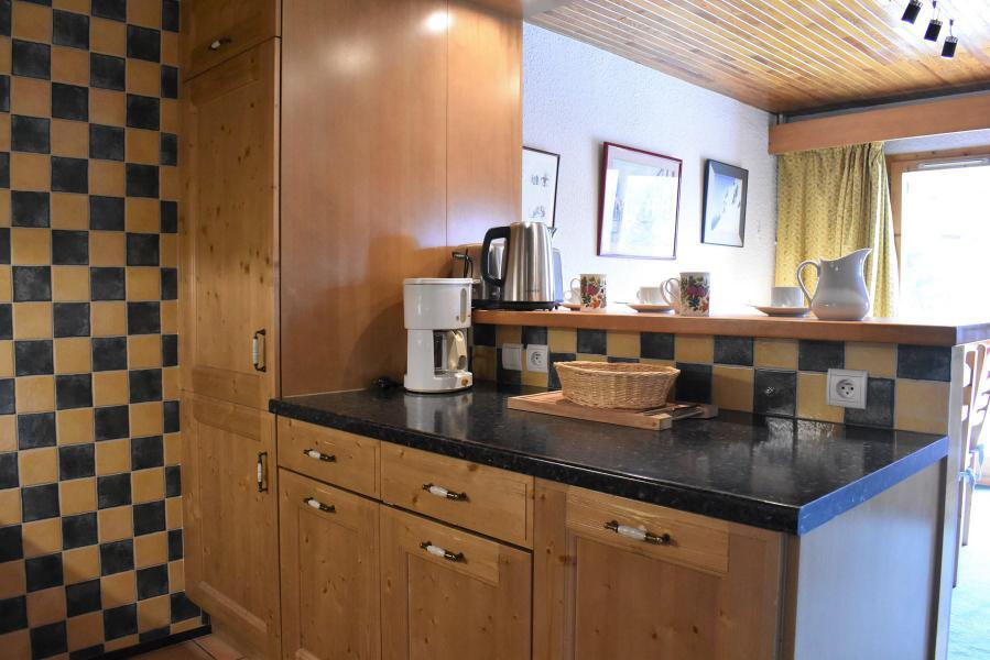 Holiday in mountain resort 3 room apartment 6 people (G8) - Résidence les Dryades - Méribel