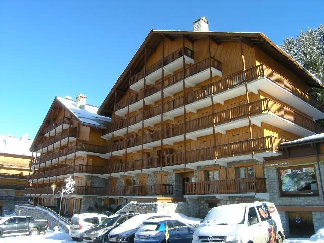 Holiday in mountain resort Résidence les Dryades - Méribel