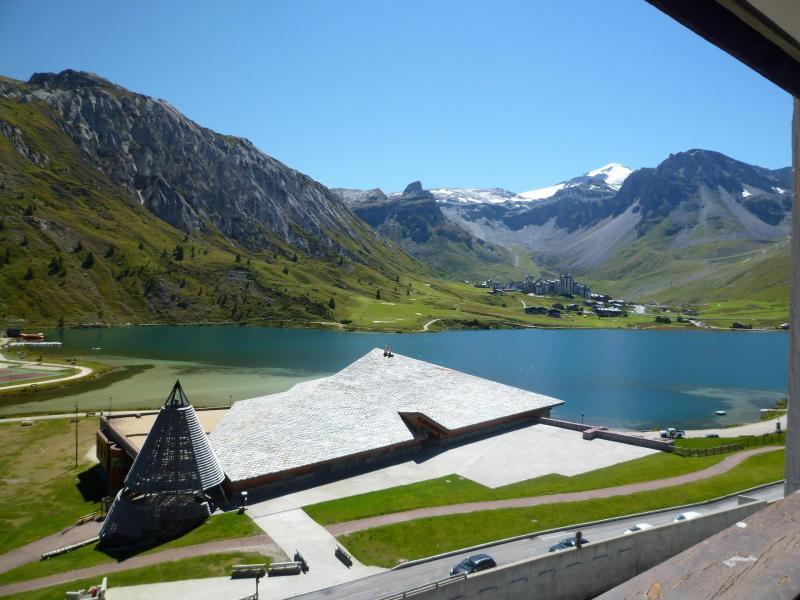 Location au ski Résidence les Ducs de Savoie - Tignes - Extérieur été