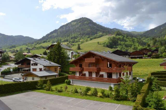 Vacaciones en montaña Apartamento cabina para 4 personas (ECR210) - Résidence les Ecrins - Praz sur Arly