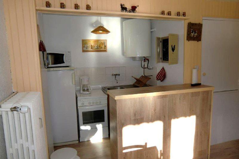 Holiday in mountain resort 3 room apartment 8 people - Résidence les Ecrins - Les 2 Alpes