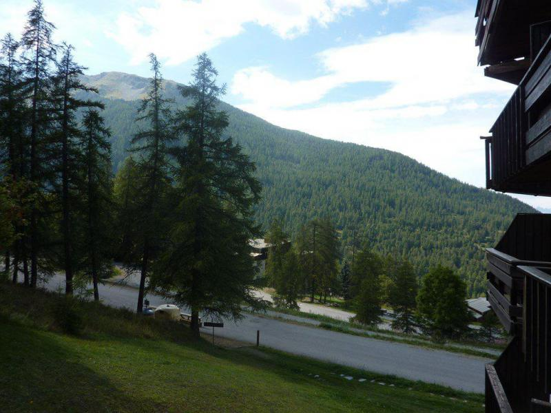 Holiday in mountain resort Studio sleeping corner 4 people (401) - Résidence les Ecrins - Les Orres