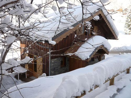 Vacances en montagne Chalet 3 pièces 7 personnes - Résidence les Edelweiss - Champagny-en-Vanoise