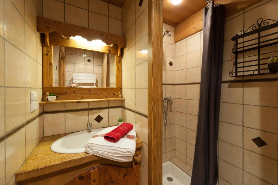 Holiday in mountain resort 3 room apartment 4 people - Résidence les Edelweiss - Champagny-en-Vanoise - Bathroom